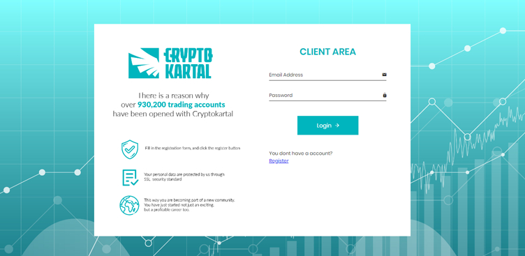 CryptoKartal - Account Types