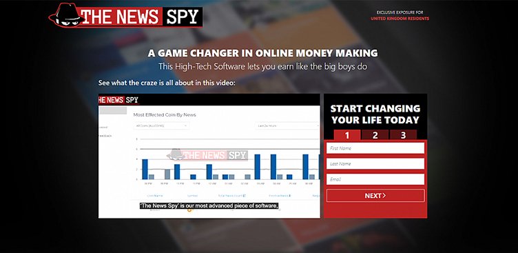 Si possono fare soldi con News Spy?