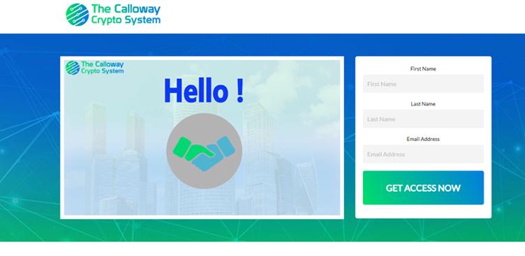 Calloway Crypto System – Si tratta di un software di trading affidabile?