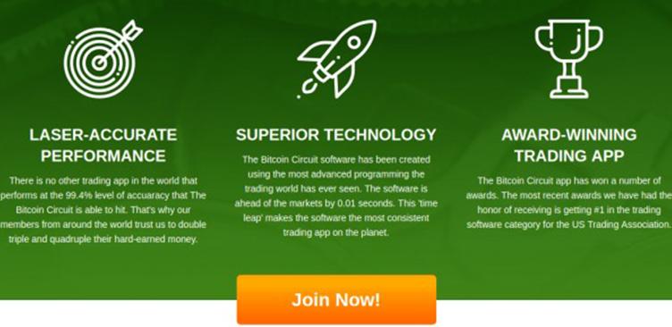 Perché fare trading con Bitcoin Circuit?