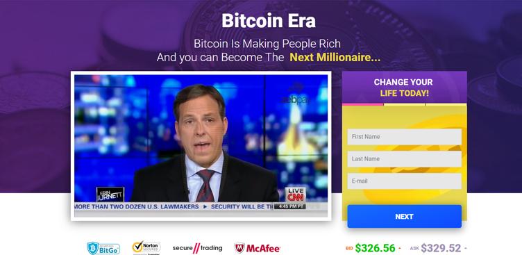 Bitcoin Era - Software di trading affidabile o truffa? Svelati i risultati