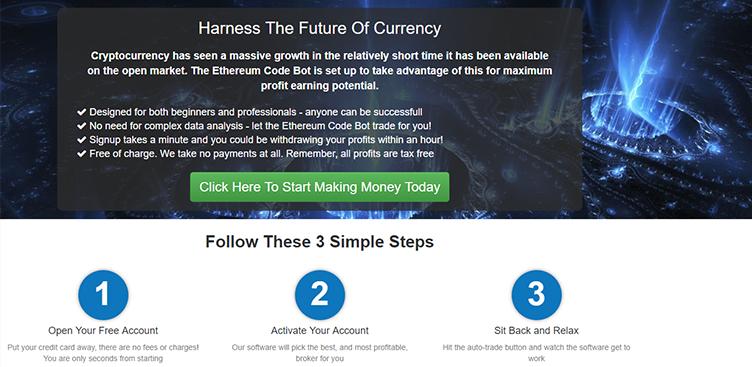 Perché dovresti fare trading di criptovalute con The Ethereum Code
