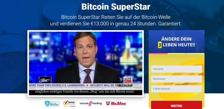 La nostra esperienza con Bitcoin SuperStar – Affidabile o truffa? Svelati i risultati