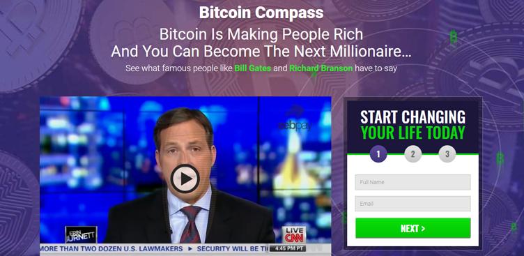 Bitcoin Compass – Questo software di trading automatico è una truffa o no?