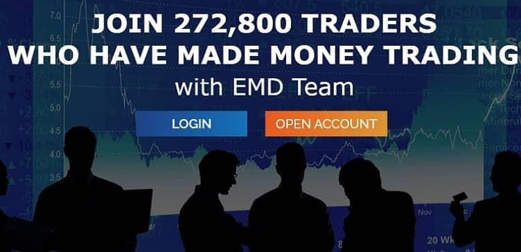 EMD capital trade