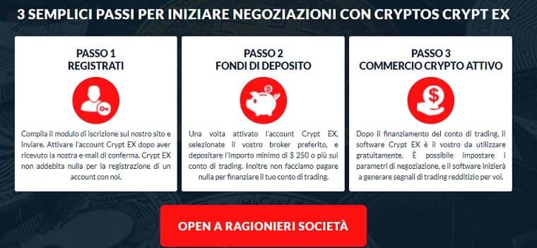 CRYPTOS CRYPT EX