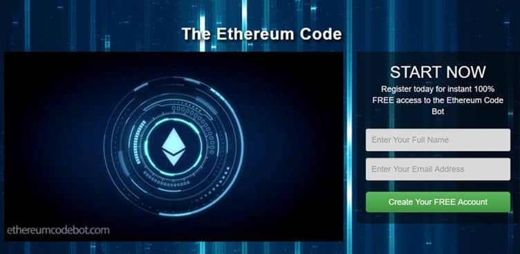 Cos' il software The Ethereum Code