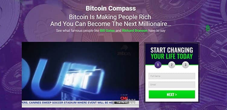 Cos'è Bitcoin Compass