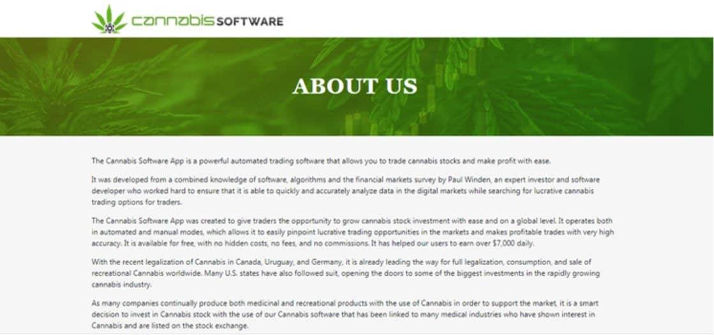 Cos'è il Cannabis Software