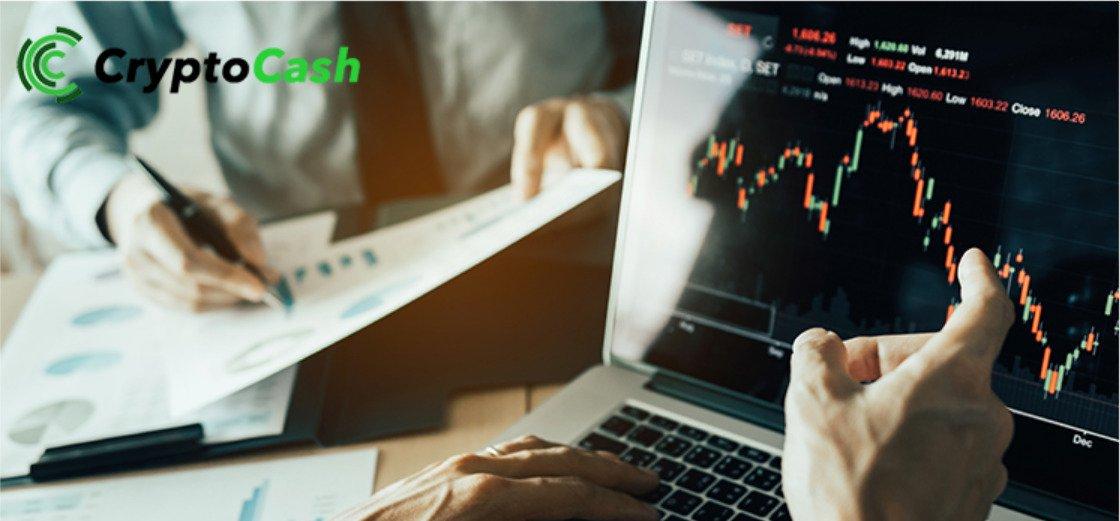 Crypto Cash Trading in demo
