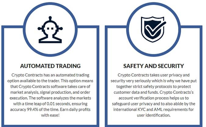 Crypto Contracts safety