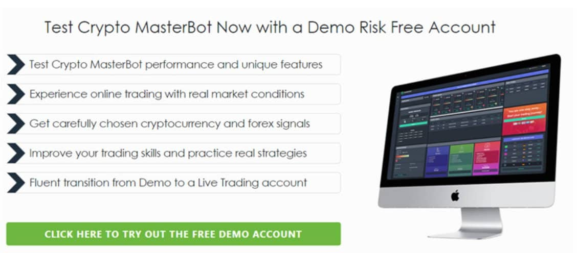 Crypto MasterBot è un software di trading valido