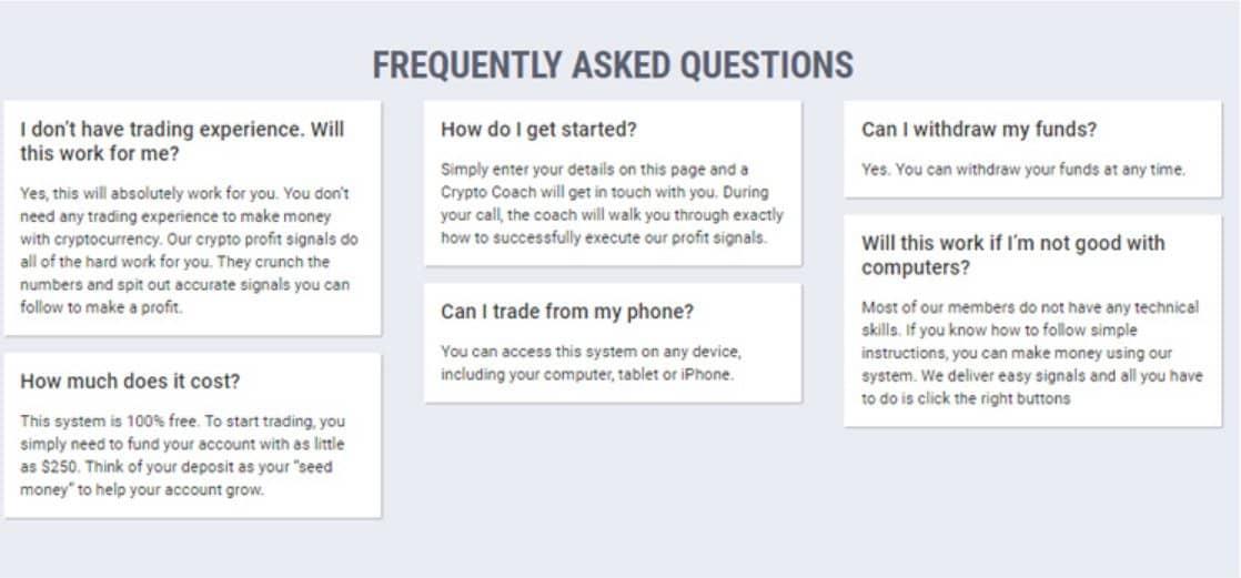 Domande frequenti su Crypto Nation Pro