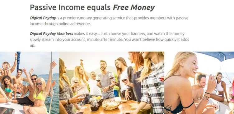 È possibile guadagnare soldi con Digital Payday
