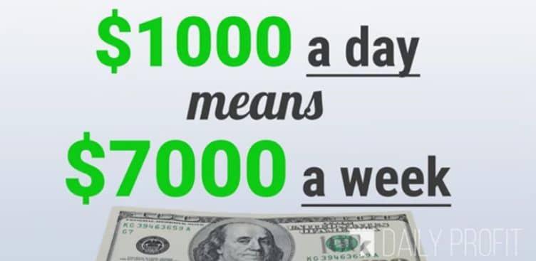 Il software 1K Daily Profit è affidabile oppure è una truffa
