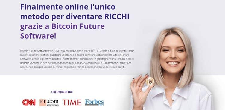 La recensione del software Bitcoin Future