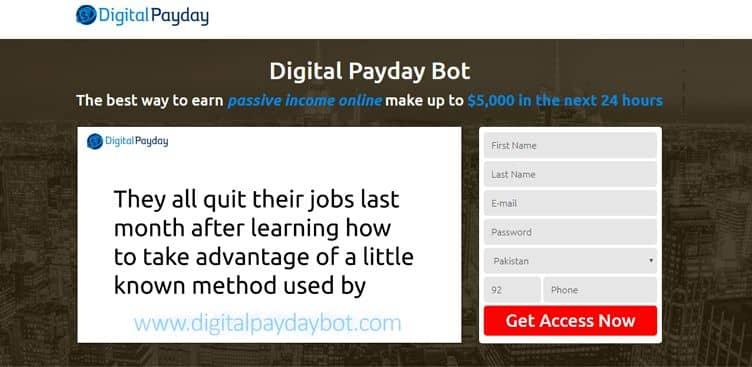 La recensione di Digital Payday