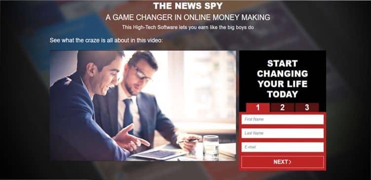 News Spy - truffa o legale