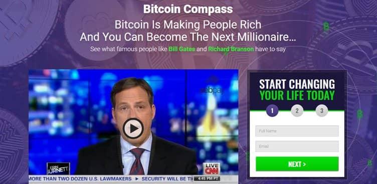 Recensione di Bitcoin Compass