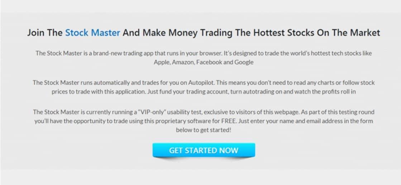 Stock Master è facile da usare