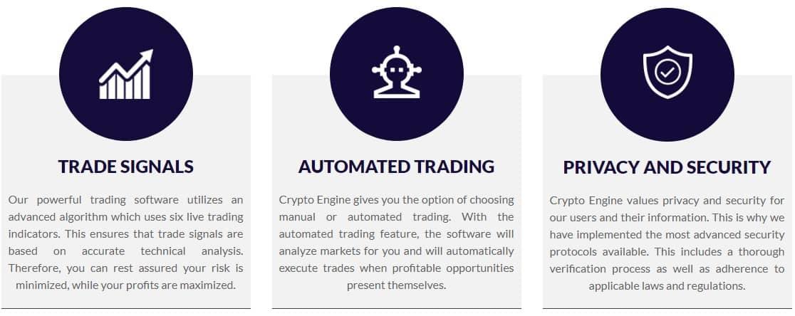 crypto engine platform