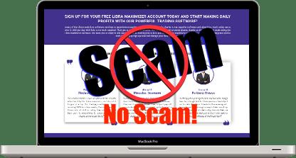 libra maximize scam