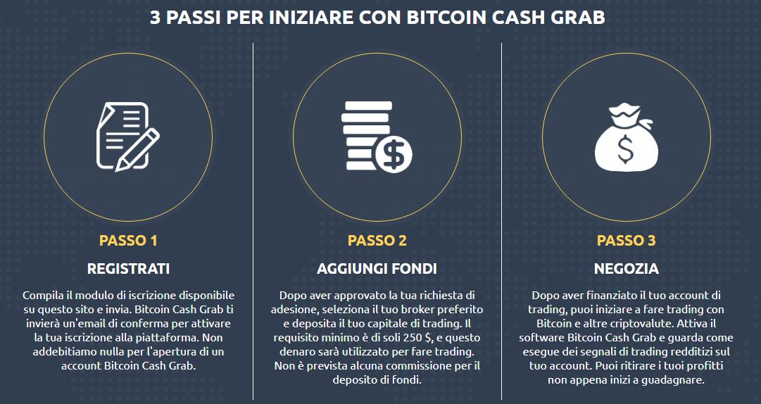 bitcoin cash grab
