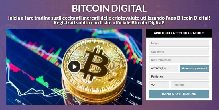 Bitcoin Digital Review: recensione onesta di un trader: è legittimo o no?