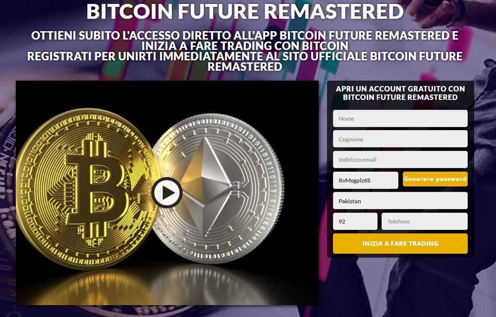 bitcoin future remasterd