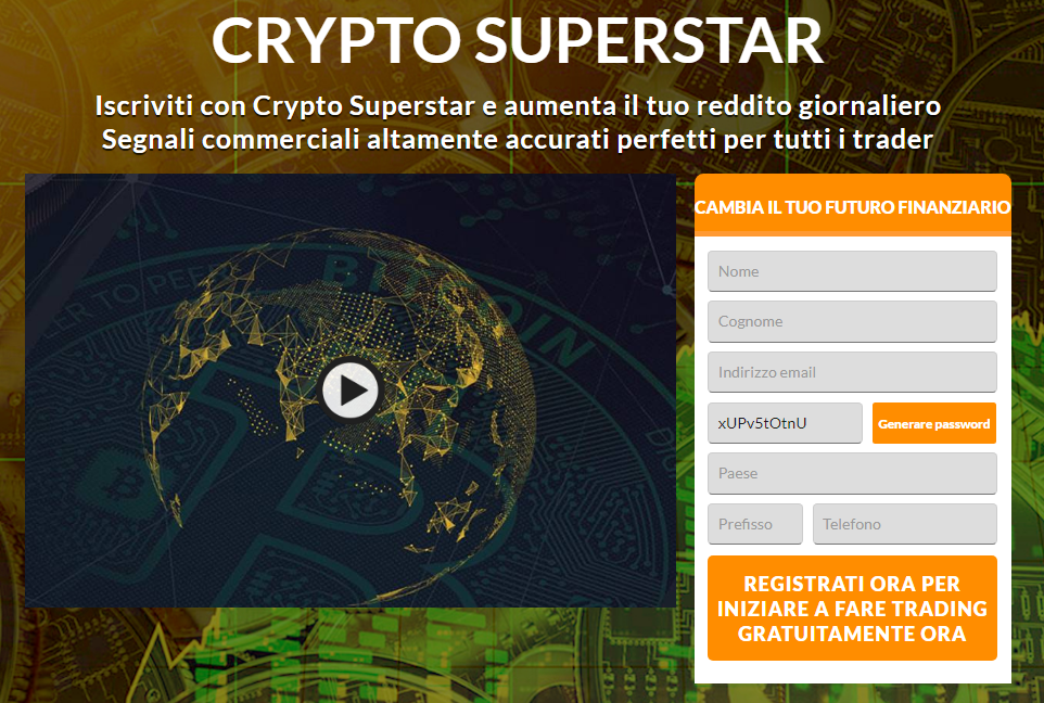 crypto superstar