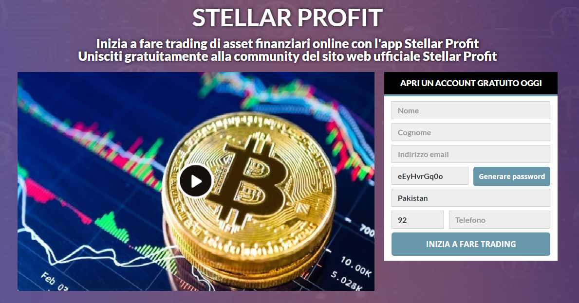 Stellar Profit