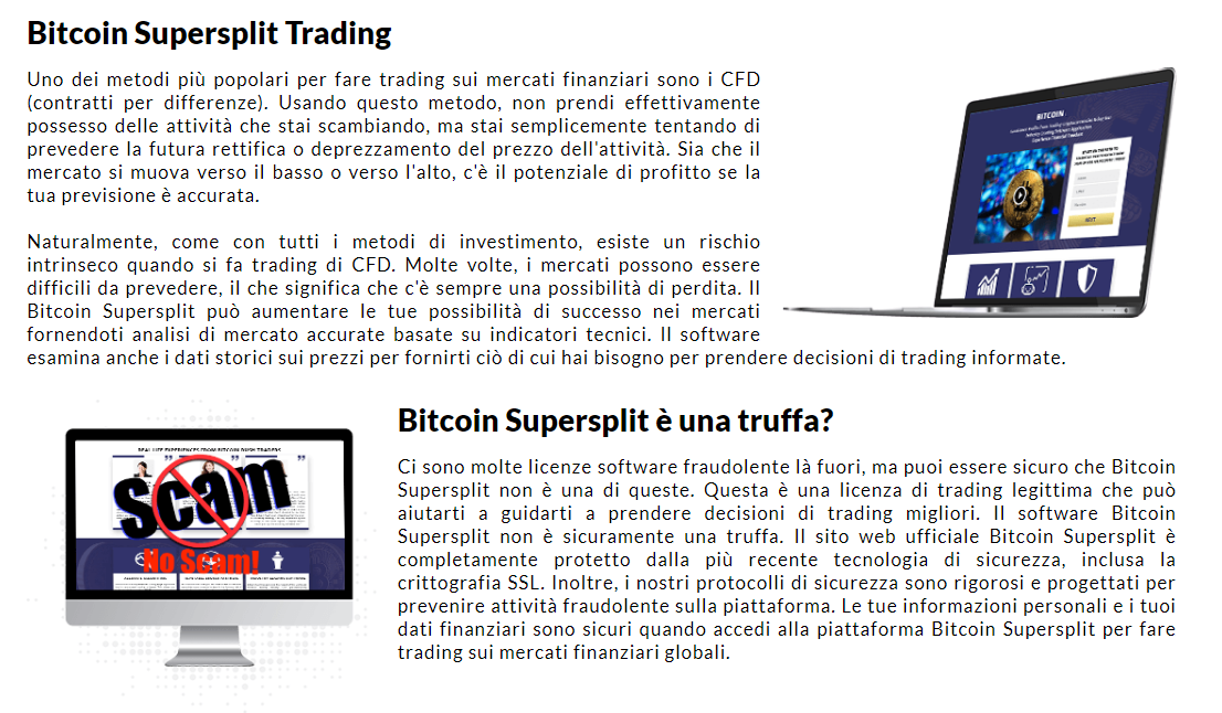 bitcoin supersplit