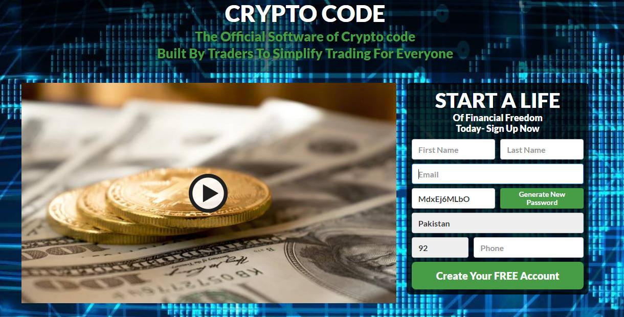 crypto code