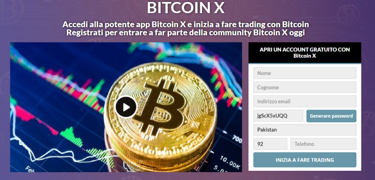 BitcoinX Review 2021: legittimo o truffa? Questa app funziona davvero?