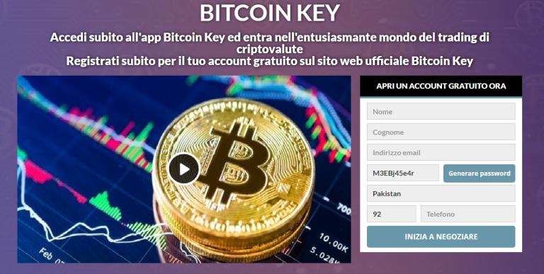 Bitcoin Key Review 2021: legittimo o truffa? Questa app funziona davvero?